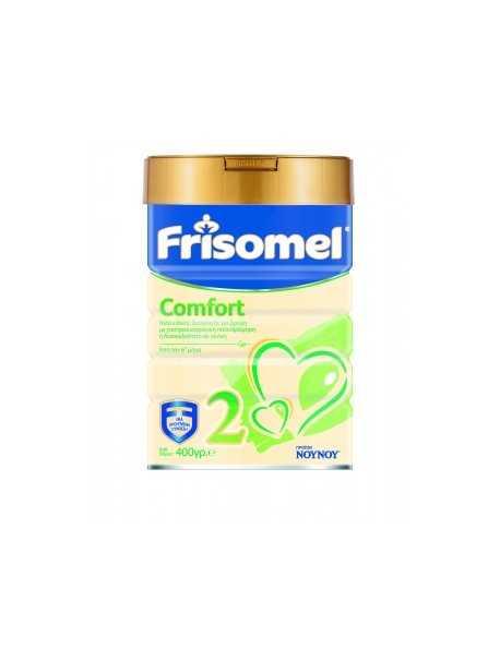 Frisomel Comfort 2 - qumesht 6+m ,400 gr, Easy Lid