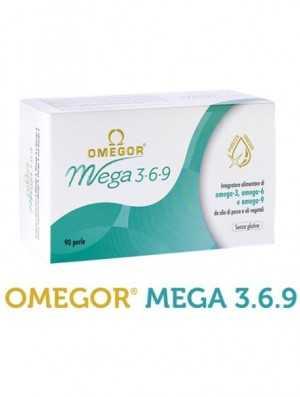 OMEGOR MEGA 3 6 9 X 90 PERLE