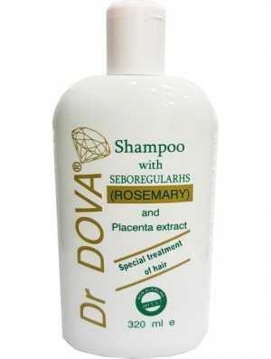 Dr. Dova – Shampo me rozmarinë