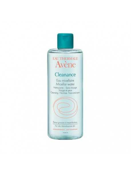 Avene – Cleanance Ujë Pastrues për lëkurat e yndyrshme dhe me akne