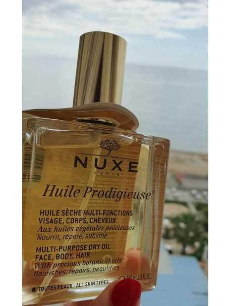 Nuxe – Huile Prodigieuse, vaj i thatë multifunksional