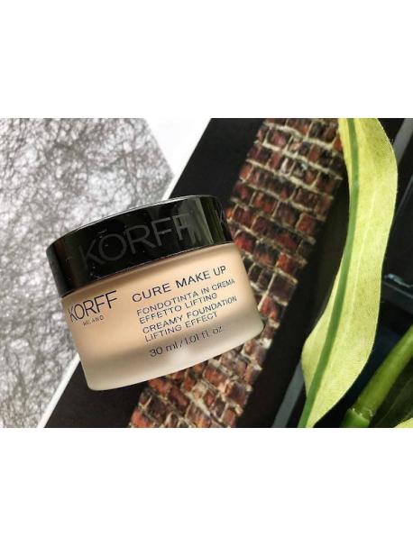 Korff- Cure Make Up Fondotintë kremoze me efekt lifting 30ml