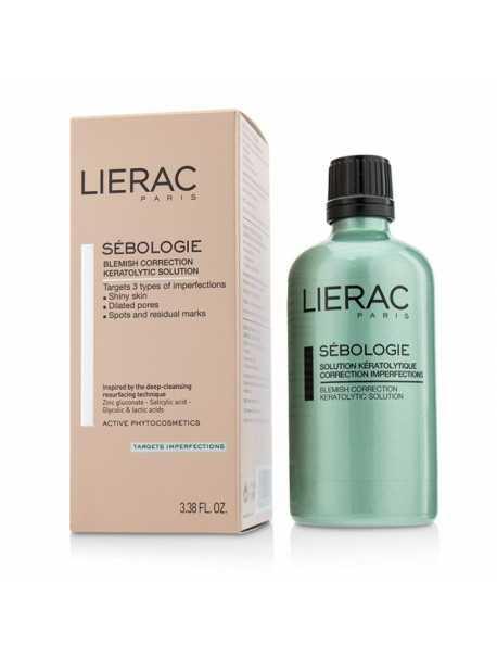 Lierac Sebologie Blemish Correction Keratolytic -Solucion keratolitik korrigjues i parregullsive të lëkurës
