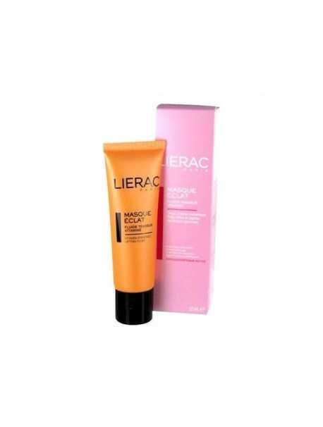 Lierac Radiance MaskVitamin Enriched Lifting Fluid-Maskë me vitamina për një lëkurë rrezatuese