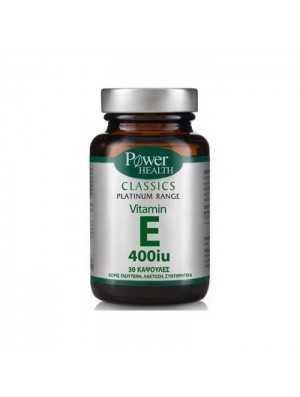Power Health – Vitamin E
