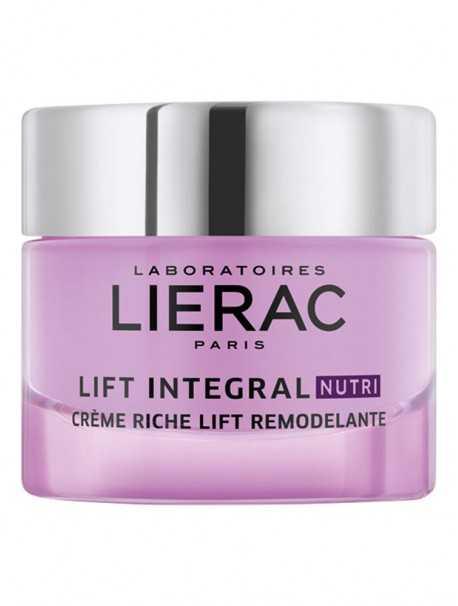 Lierac -Lift Integral Nutri Sculpting Lift Rich Cream-Krem ushqyes dhe anti rrudhë, me efekt lifting, për lëkurë të thatë