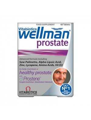 VITABIOTICS Wellman Prostate