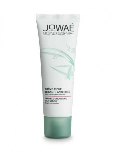 JOWAE WRINKLE SMOOTHING RICH CREAM -Krem anti-rrudhe per lekure te thate dhe ate sensitive